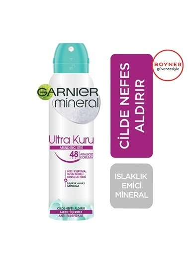 Garnier Deodorant Renksiz